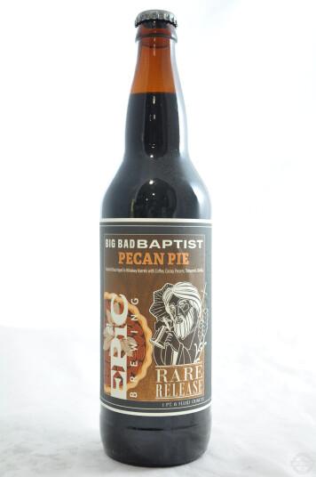 Birra Epic Brewing Big Bad Baptist Pecan Pie bottiglia 65cl