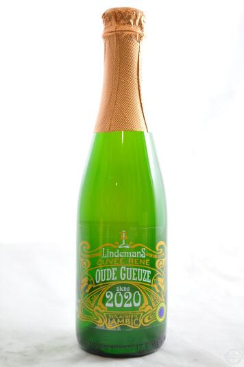 Birra Lindemans Gueuze Cuvée René 2020 37.5cl