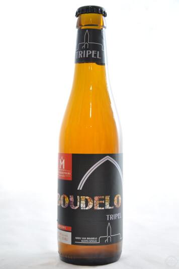 Birra The Musketeers Boudelo Tripel 33cl