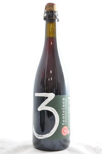 Birra 3 Fonteinen Druif: Muscat Bleu Assemblage:47 19/20 bottiglia 75cl