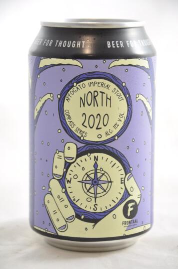 Birra Frontaal North 2020 Lattina 33cl