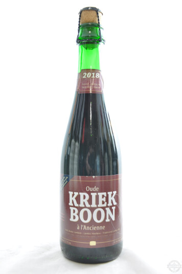 Birra Boon Oude Kriek 2018 37,5 cl