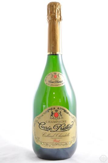 Vino Francese Champagne Cuvée Prestige - Collard-Chardelle