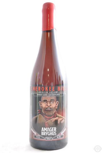 Birra Amager Cherokee Bill bottiglia 75cl