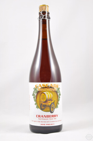 Birra Cranberry 2016 75cl