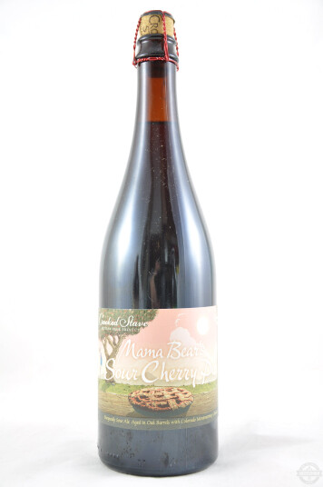 Birra Mama Bear's Sour Cherry Pie 2017 75cl