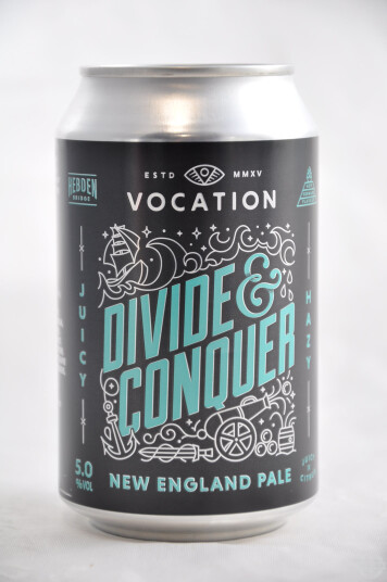 Birra Vocation Divide & Conquer lattina 33cl