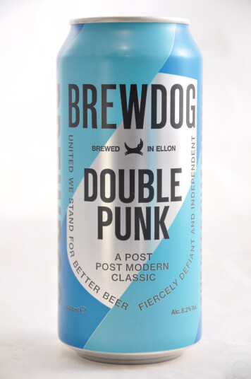 Birra Brewdog Double Punk Ipa lattina 44cl