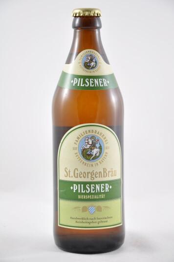 Birra St.Georgen Pilsener 50cl
