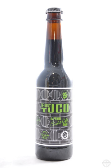 "Birra Brewfist Tuco ""The Ugly"" 33cl"