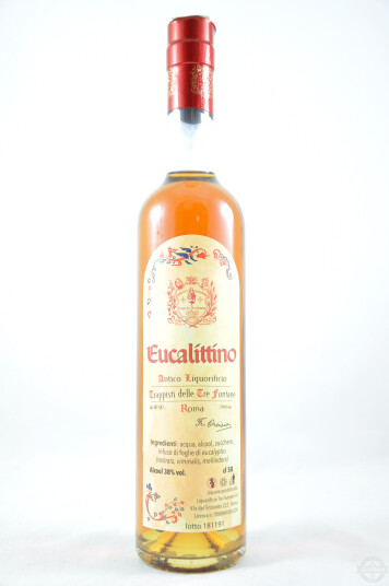 Liquore Amaro Eucalittino 50cl