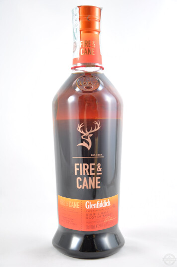 Whisky Fire&Cane Glenfiddich 70cl