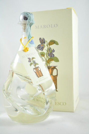 "Grappa di Barbaresco ""Twist"" 50cl - Marolo"