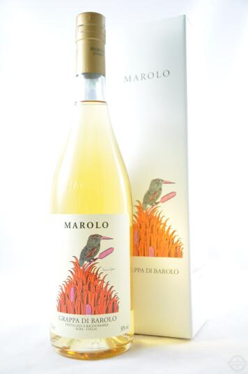 Grappa di Barolo 70cl - Marolo