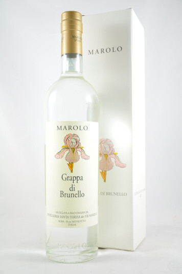 Grappa di Brunello 70cl - Marolo