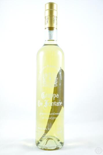 Grappa di Chardonnay all'Eucalyptus 70cl - Tre Fontane