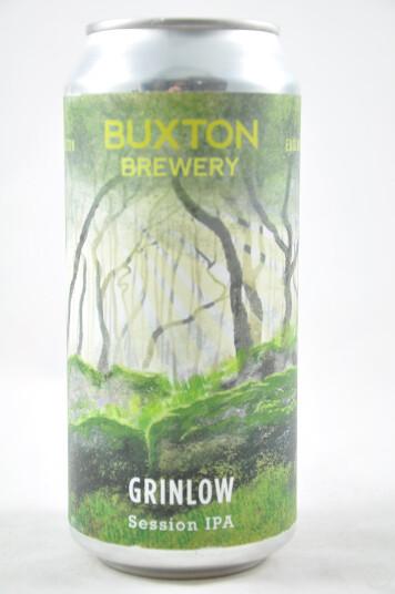 Birra Buxton Grinlow lattina 44cl