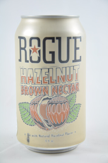 Birra Hazelnut Brown Nectar 35,5cl