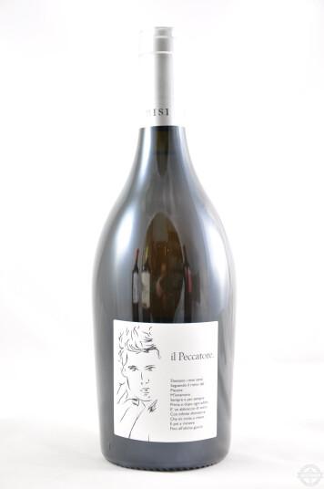 Vino Bianco Frizzante il Peccatore Pinot Nero Provincia di Pavia IGT 2020 - Bisi