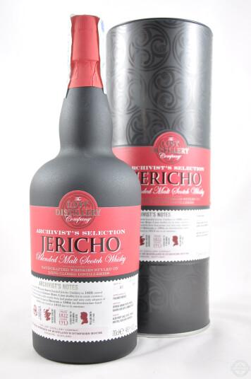 Whisky Jericho Archivist's Selection 70cl
