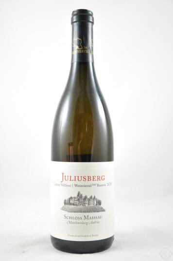 Vino Austriaco Weinviertel Gruner Veltriner Reserve DAC Juliusberg 2015 - Schloss Maissau