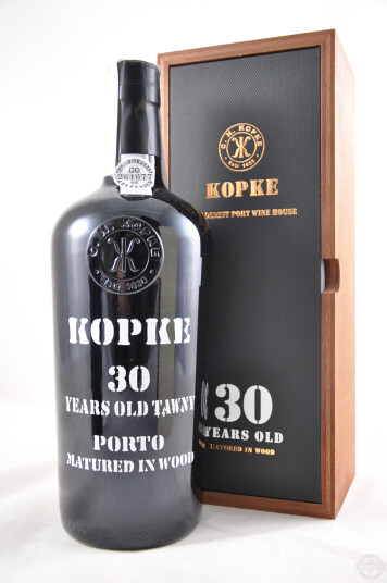 Vino Liquoroso Porto 30 Years Old Tawny Matured in Wood - Kopke