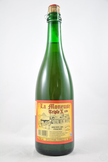 Birra De Blaugies La Moneuse Triple X 75cl