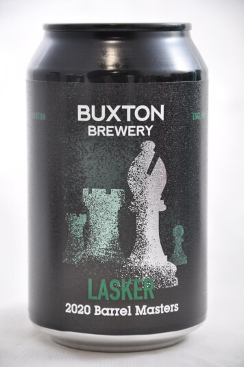 Birra Buxton Lasker 2020 Barrel Masters lattina 33cl