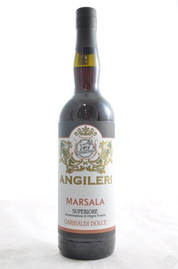 Vino Garibaldi Dolce Marsala Superiore DOP Invecchiato due anni - Angileri