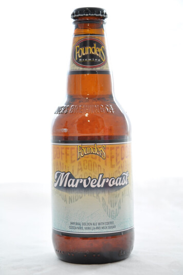 Birra Founders Marvelroast bottiglia 35.5cl