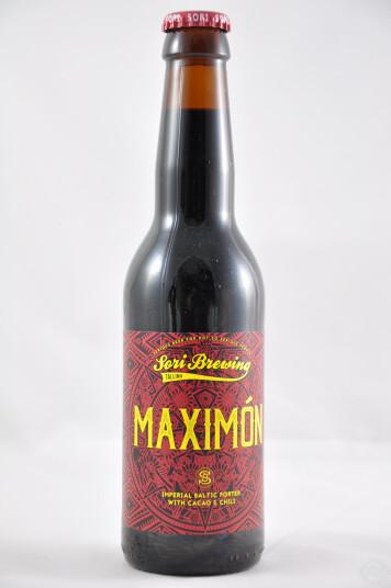 Birra Maximòn 33cl