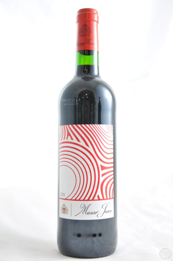 Vino Libanese Musar Jeune Red 2018 - Château Musar