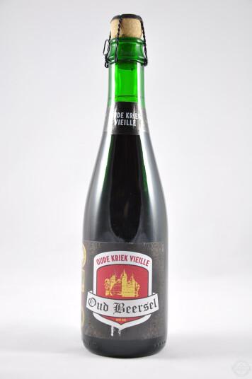 Birra Oud Beersel Oude Kriek Vieille 2016 37,5 cl