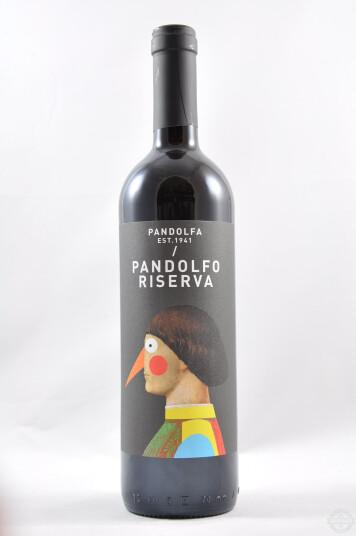 Vino Pandolfo Riserva Romagna Sangiovese Superiore Riserva DOC 2016 - Pandolfa