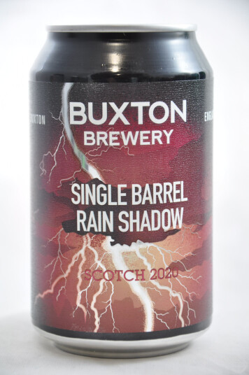 Birra Buxton Single Barrel Rain Shadow Scotch 2020 lattina 33cl