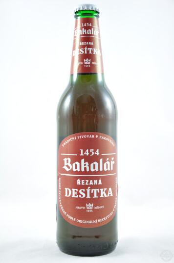 Birra Řezaná Desítka 50cl
