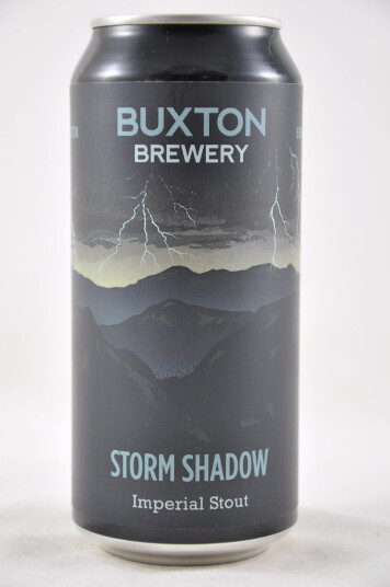 Birra Buxton Storm Shadow Lattina 44cl