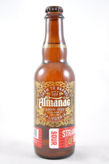 Birra Almanac Strawberry Basil 37.5cl