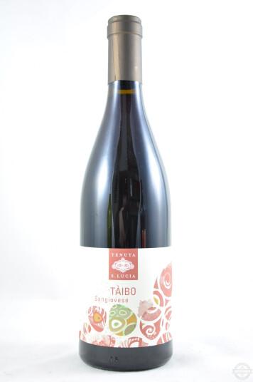Vino Taibo Romagna Sangiovese Superiore DOC 2018 - Tenuta Santa Lucia