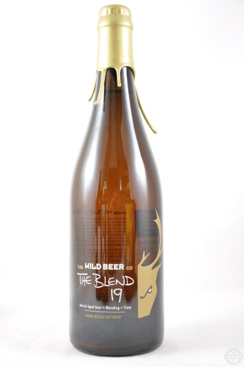 Birra Wild Beer The Blend 2019 75cl