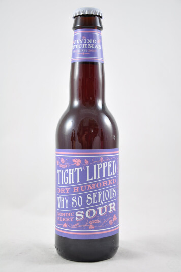 Birra Tight Lipped Dry Humored Why So Serious 33cl