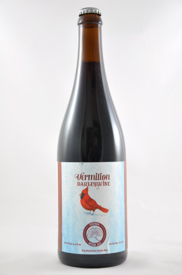 Birra Vermilion Barley Wine 75cl