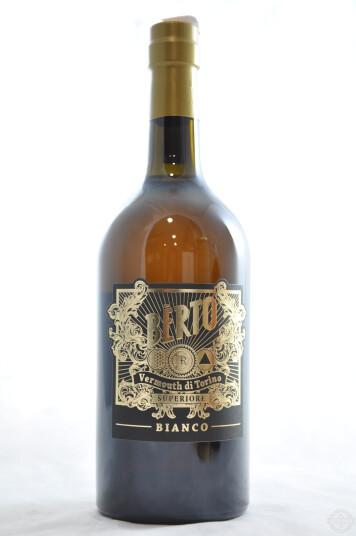 Vermouth di Torino Bianco Superiore Bérto 75cl - Antica Distilleria Quaglia
