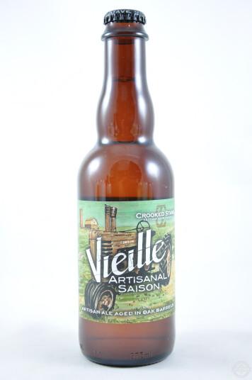 Birra Crooked Stave Vieille Artisanal Saison 37.5cl