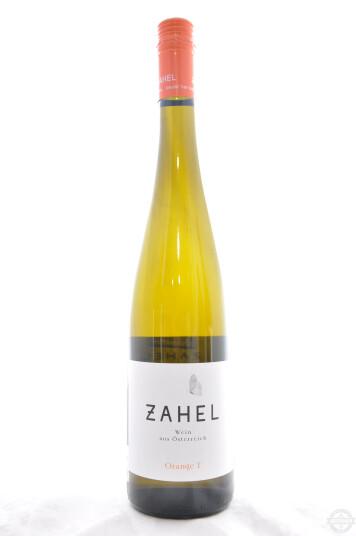 Vino Austriaco Orange T 2019 - Zahel
