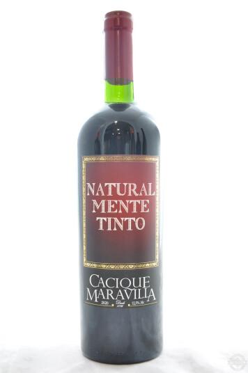 Vino Cileno Naturalmente Tinto 2020 - Cacique Maravilla