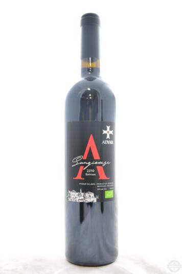 Vino Libanese Sangiovese 2016 - Adyar