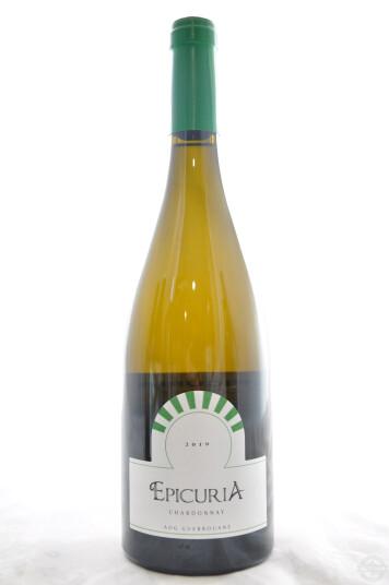 Vino Marocchino Epicuria Chardonnay 2019 - Domaine de la Zouina