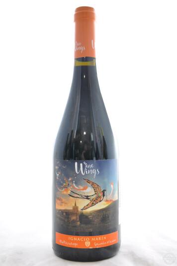 Vino Spagnolo Wine Wings Swallow - Bodegas Ignacio Marín