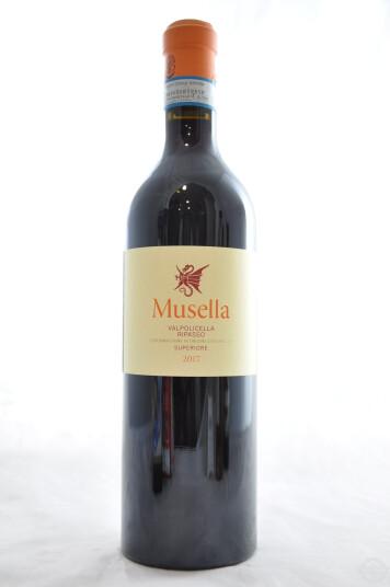 Vino Valpolicella Ripasso Superiore DOC 2017 - Musella
